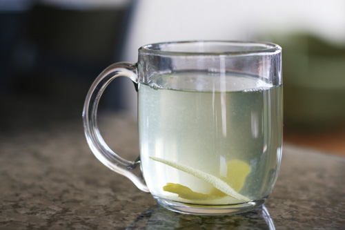 Lemon Ginger Detox Infusion